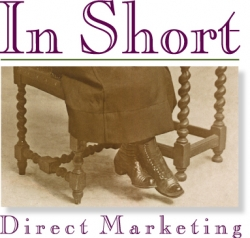 In Short Direct Marketing