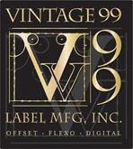 Vintage 99 Label