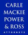 Carle, Mackie, Power & Ross, LLP
